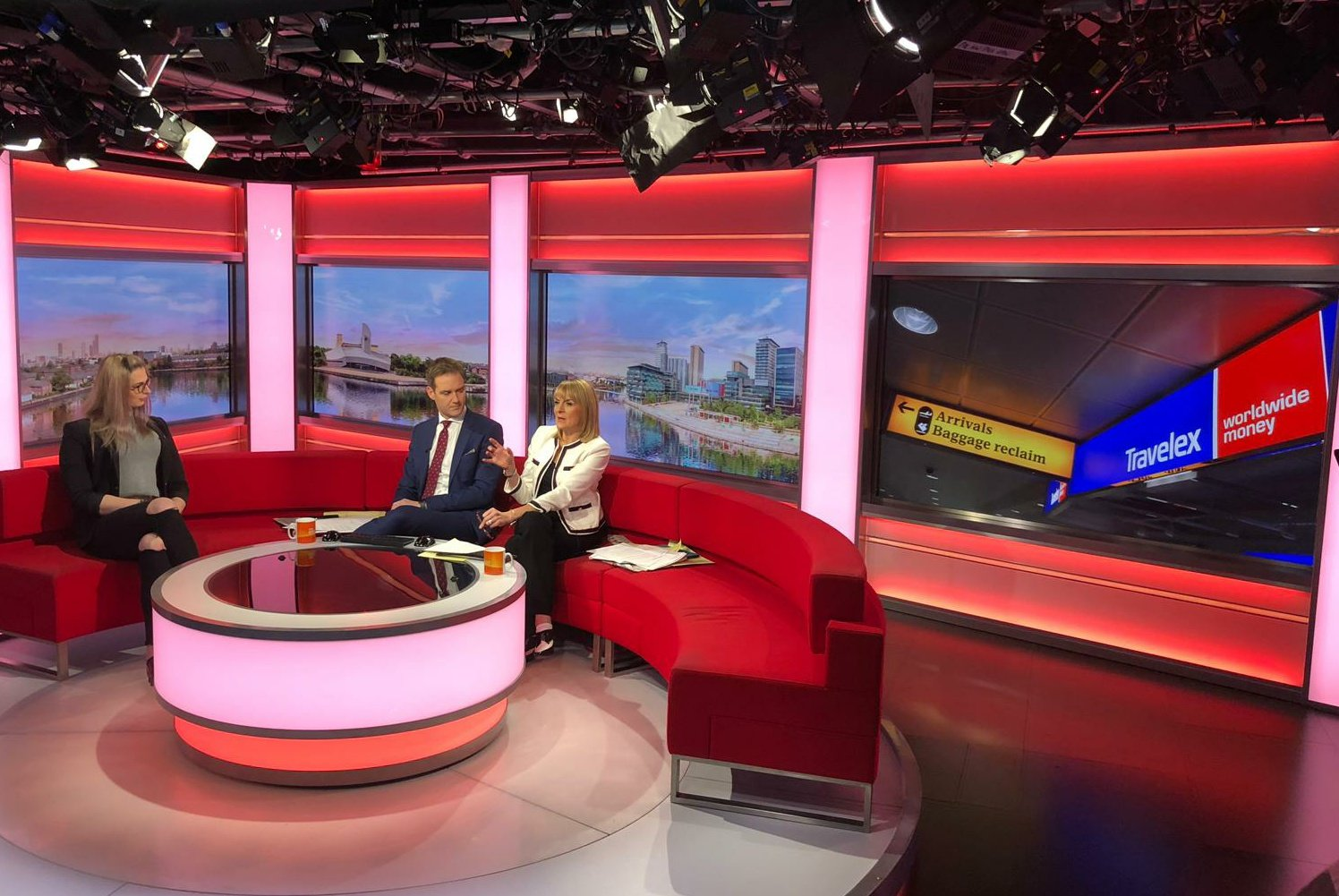 BBC Breakfast, 8th January 2020
